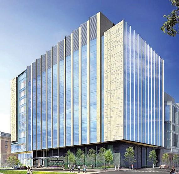 Beth Israel Deaconess Plans New 600m Inpatient Building